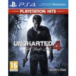 Jeu PS4 SONY Uncharted 4 A Thief's End H