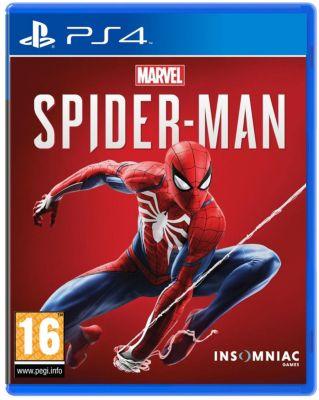 Jeu PS4 Sony Marvel's Spider-Man