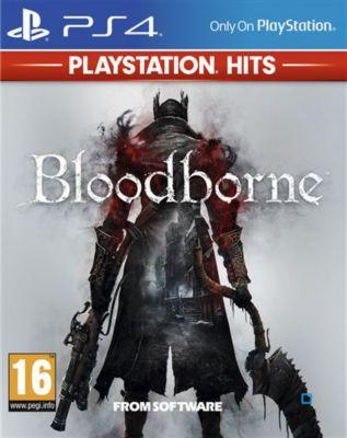 Jeu Ps4 sony bloodborne hits