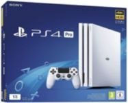 Console SONY PS4 Pro 1To Blanche