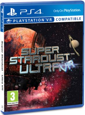 Jeu PS4 Sony Super Stardust VR
