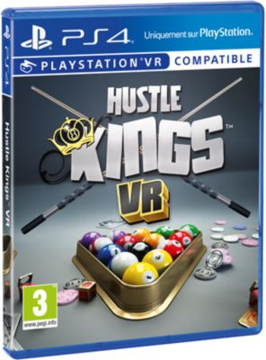 Sony hustle kings vr jeux ps4 boulanger - Ps4 pro boulanger ...