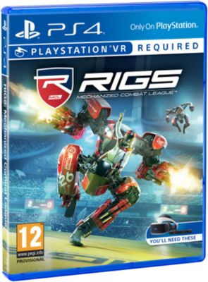 Jeu PS4 Sony Rigs (VR)
