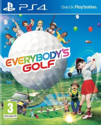 Jeu PS4 Sony Everybody's Golf