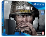 Console SONY PS4 slim 1To + Call of Duty WWII