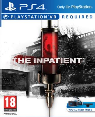 Jeu PS4 Sony Jeu VR The Inpatient