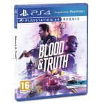 Jeu PS4 SONY Blood and Truth VR