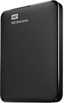 Disque dur externe Western Digital 2.5'' Elements 2To USB3.0