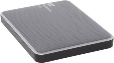 Disque dur externe Western Digital 2,5'' 500Go My Passport Ultra titanium
