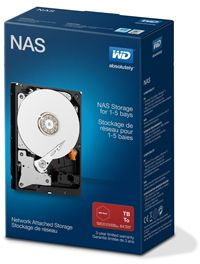 Disque dur interne Western Digital 3.5'' 6To NAS...