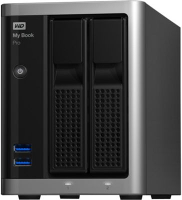 Serveur NAS Western Digital 3,5'' 6 To My Book Pro
