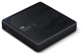 Disque dur Wifi Western Digital 2To My Passport Wireless Pro Black