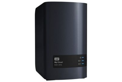 Disque WESTERN DIGITAL Serveur NAS MY CLOUD EX2 ULTRA