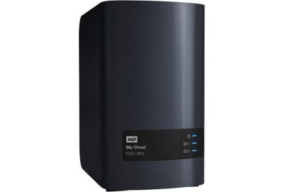 Disque WESTERN DIGITAL Serveur NAS 8 To MY CLOUD EX2 ULTRA