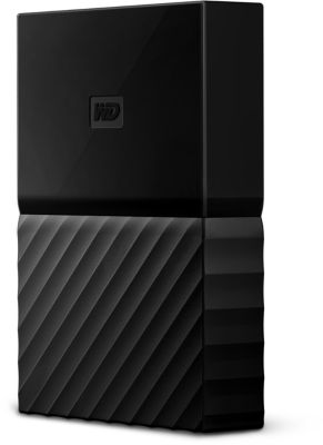 Disque dur externe Western Digital 2,5'' 4To My Passport for Mac