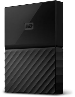 Disque dur externe Western Digital 2,5'' 1To My Passport for Mac