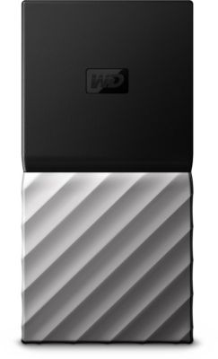 Disque SSD interne Western Digital My Passport 256Go SSD Silver
