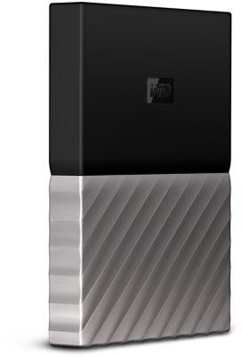 Disque dur externe Western Digital 2,5'' 1 To My Passport Ultra Gray