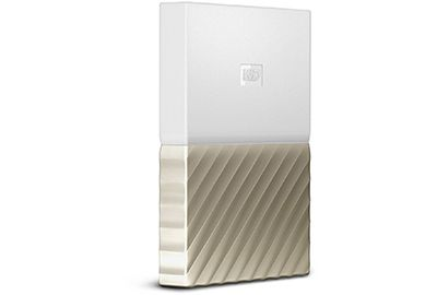 Disque WESTERN DIGITAL 2,5'' 3To My Passport Ultra Gold