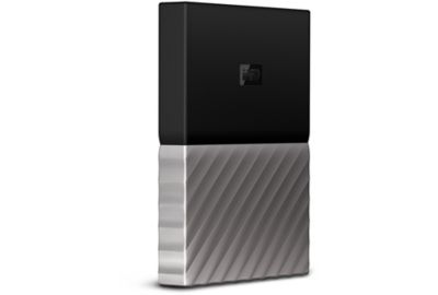 Disque WESTERN DIGITAL 2,5'' 1To My Passport Ultra Grey