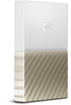 Disque dur externe Western Digital 2,5'' 1 To My Passport Ultra Gold