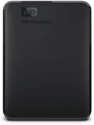 Disque dur externe Western Digital 2.5'' 1To Elements USB3.0