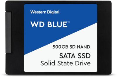 Disque SSD interne Western Digital SSD 500Go SATA 6Gb/S