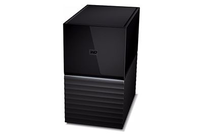 Disque WESTERN DIGITAL My book duo 4To