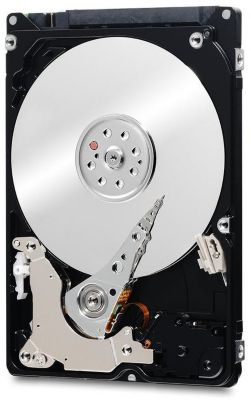 Disque dur interne Western Digital 2.5'' 2To Laptop Sata Blue