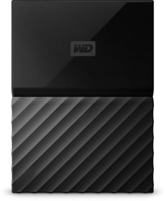 Disque dur externe Western Digital My Passport for Mac 2To USB-C