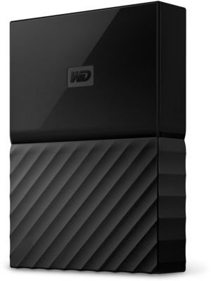 Disque dur externe Western Digital My Passport for Mac 4To USB-C