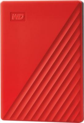 Disque dur Western Digital 2 To My Passport Red