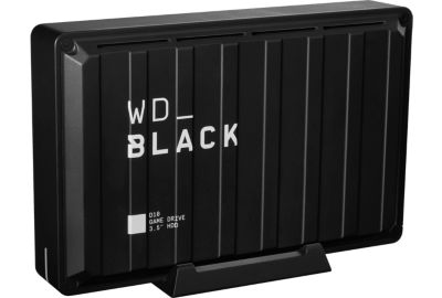 WESTERN DIGITAL 3.5'' 8To Black D10 Game Drive Noir