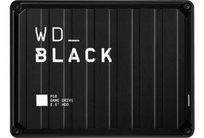WESTERN DIGITAL 2.5'' 2To Black P10 Game Drive Noir