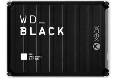 WESTERN DIGITAL 2.5'' 4To Black P10 Game Drive Noir