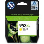 Cartouche HP N°953 XL jaune