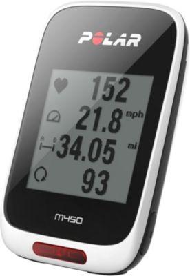 GPS de loisirs Polar Pack GPS M450 Cardio Ed Spe Cyclisme