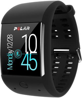 Montre sport GPS Polar M600 Connectée Noir