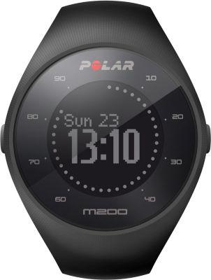 Montre running Polar M200 Noire M/L