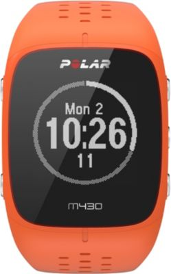 Montre sport GPS Polar M430 orange