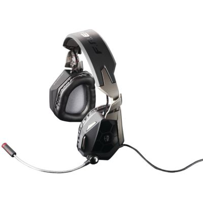 Casque Gamer cyborg freq 5 black - pc/mac