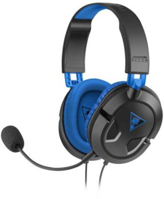 Casque gamer Turtle Beach Recon 60P Noir