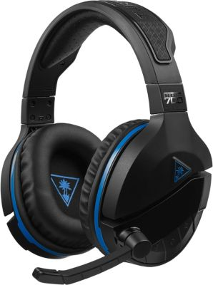Casque Gamer turtle beach casque earforce stealth 700 ps4
