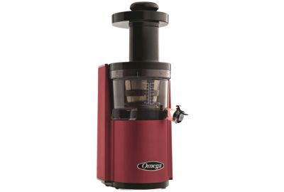 extracteur jus OMEGA VSJ843 rouge