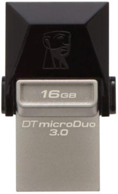 Clé Otg pour micro usb kingston 16 go otg datatravelermicroduo/microusb3