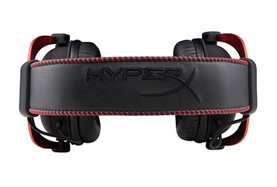 Casque micro HYPERX  Cloud II- rouge