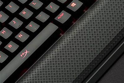 Clavier HYPERX Alloy Elite,MX Red-FR
