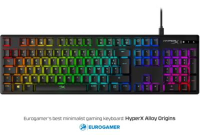 Clavier HYPERX ALLOY ORIGINS MECHANICAL