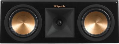 Enceinte centrale Klipsch RP-250C Piano Black X1