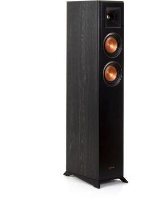 Enceinte colonne Klipsch RP-4000 F Ebony Vinyl x1